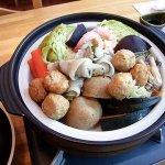 トムラウシ温泉のトムラ蒸し鍋
