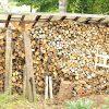 冬の薪がそろいました